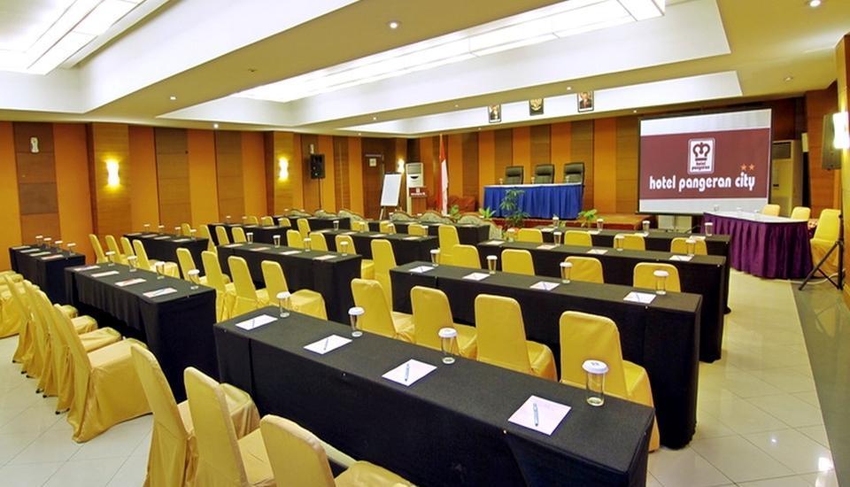 Hotel Pangeran City Padang - Ballroom