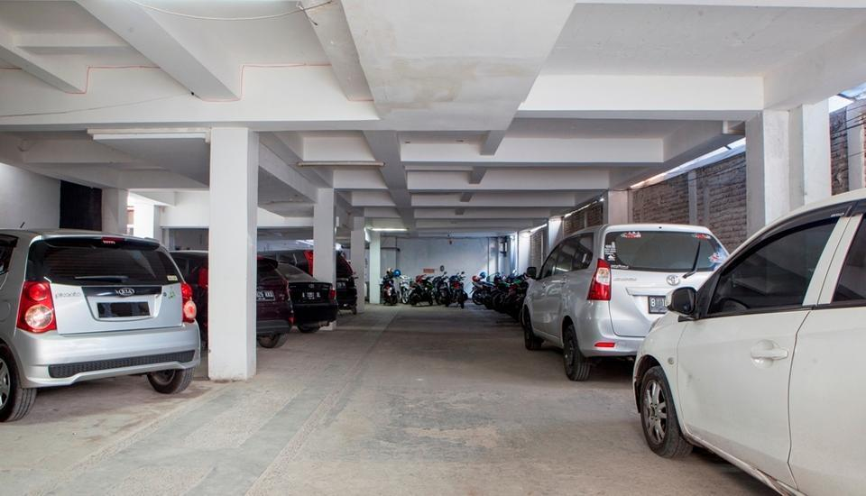 RedDoorz near Telkom Corporate University Bandung -