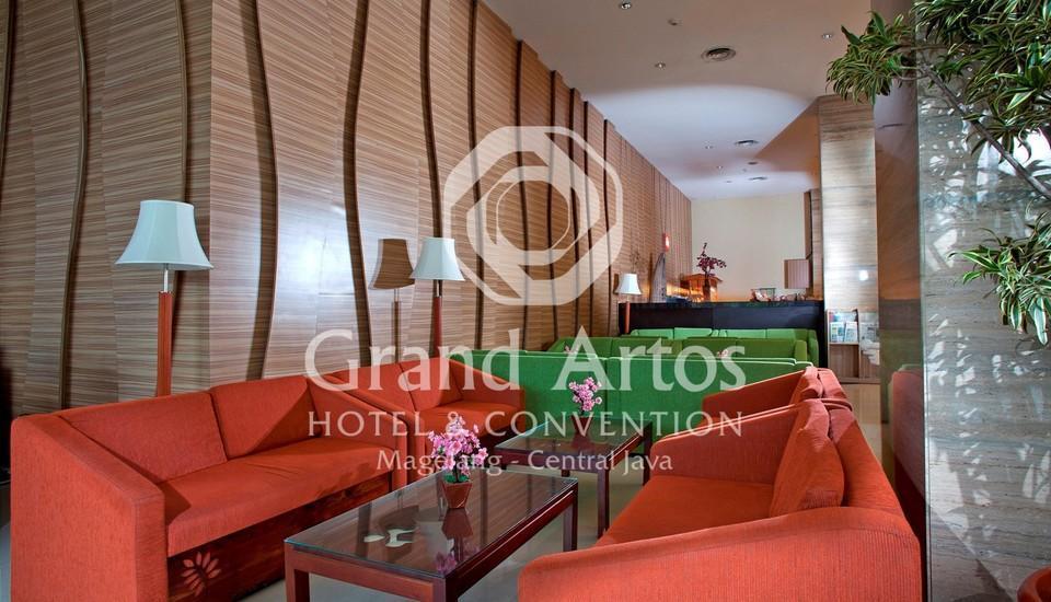 Hotel Grand Artos Magelang - Lobby Lounge