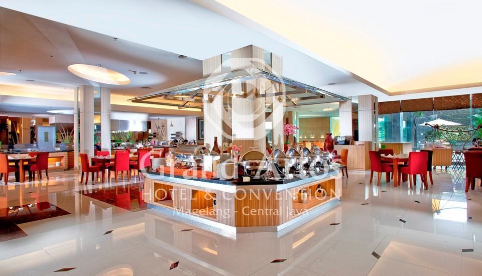 Hotel Grand Artos Magelang - Pandan Coffee Shop