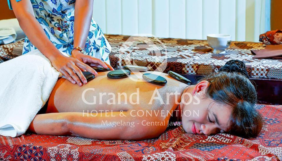 Hotel Grand Artos Magelang - Bodhi Spa