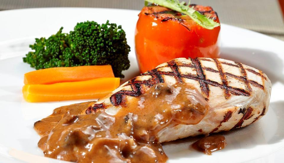 Hotel Grand Artos Magelang - Chicken Steak