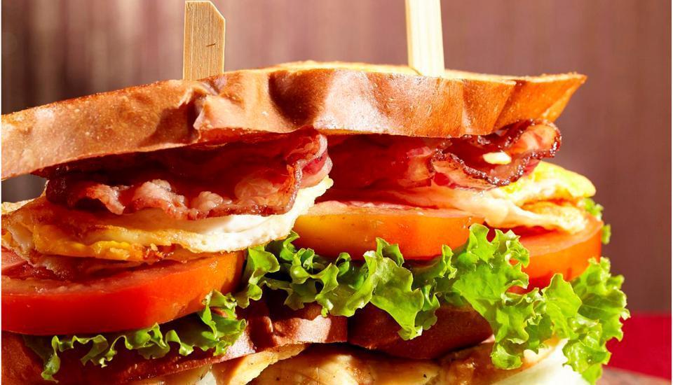 Hotel Grand Artos Magelang - Sandwich
