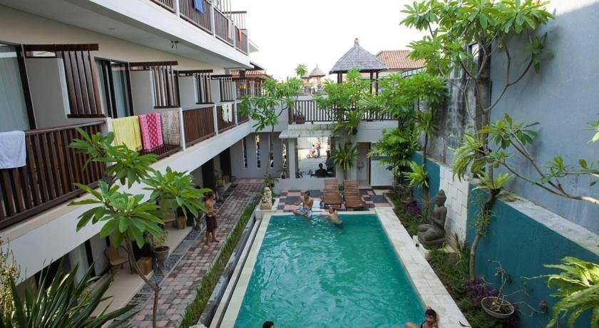 The Kubu Hotel Bali - (06/Feb/2014)