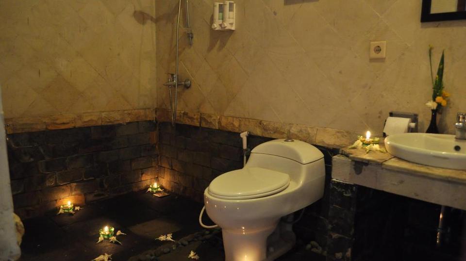 Hotel Alamanda Garut Garut - Kamar mandi