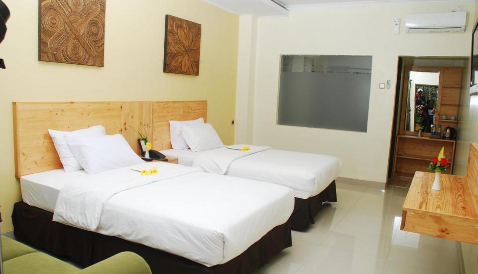 Hotel Alamanda Garut Garut - Kamar