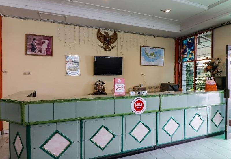 NIDA Rooms Tambusai 145 Pekanbaru Pekanbaru - Resepsionis