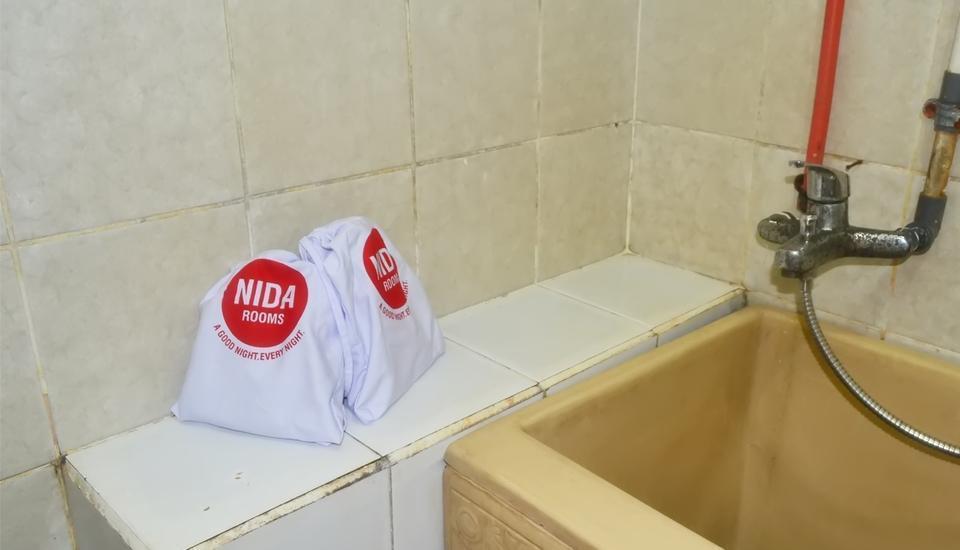 NIDA Rooms Tambusai 145 Pekanbaru Pekanbaru - Kamar mandi
