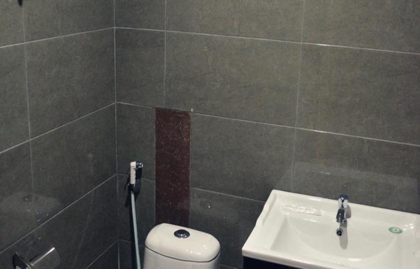 Hotel Mustika Tanah Abang Jakarta - Kamar mandi