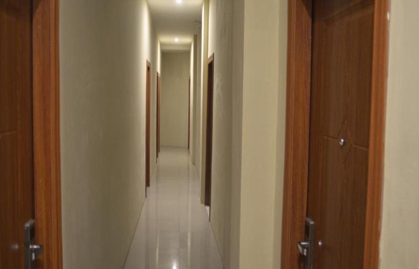 Hotel Mustika Tanah Abang Jakarta - Koridor