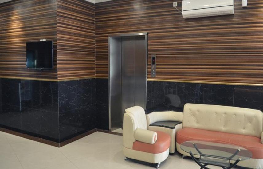 Hotel Mustika Tanah Abang Jakarta - Lobi