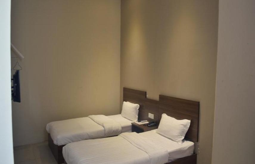 Hotel Mustika Tanah Abang Jakarta - Kamar Standard Twin