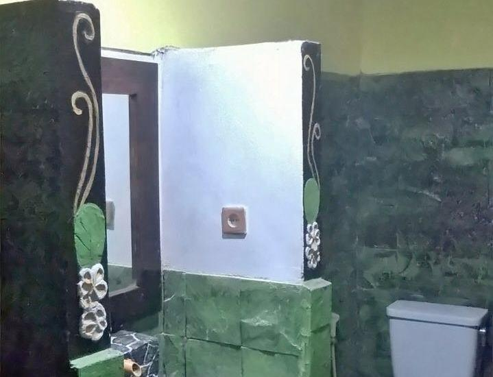 Hotel NEW Grand Desa Resort Sukabumi - Kamar mandi