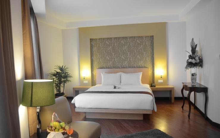 The Axana Hotel Padang - Deluxe Room
