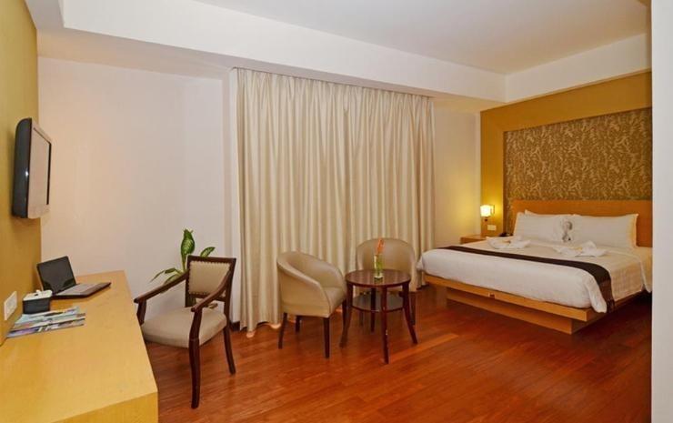 The Axana Hotel Padang - Deluxe2