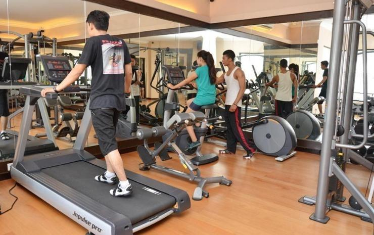 The Axana Hotel Padang - Gym2