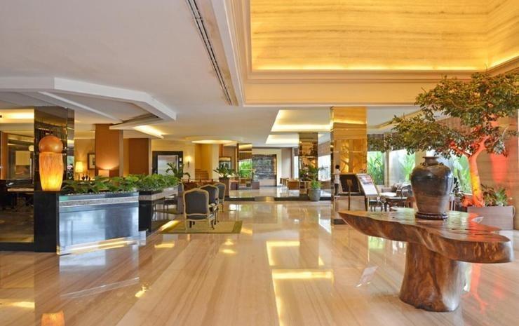 The Axana Hotel Padang - lobby2