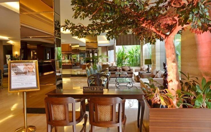 The Axana Hotel Padang - lobby3
