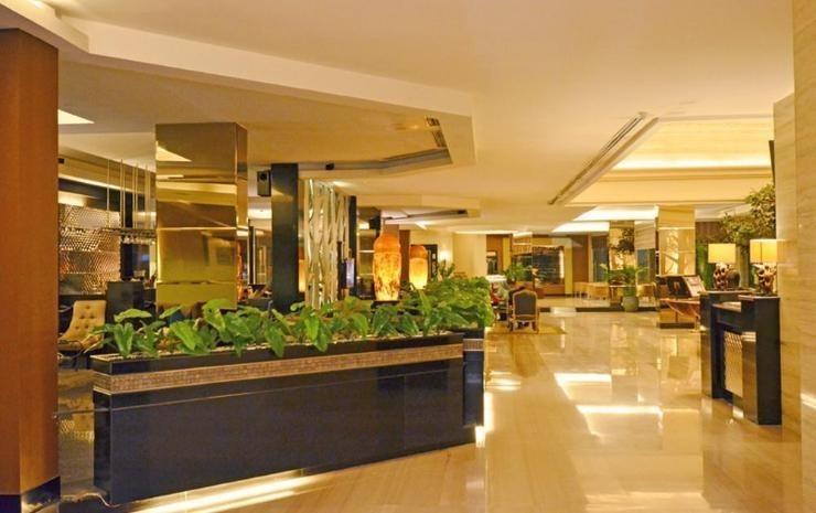 The Axana Hotel Padang - lobby4