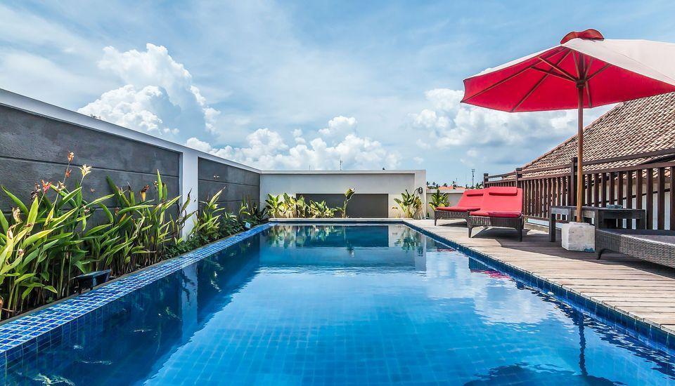 ZenRooms Sanur Tamblingan Bali - Kolam Renang