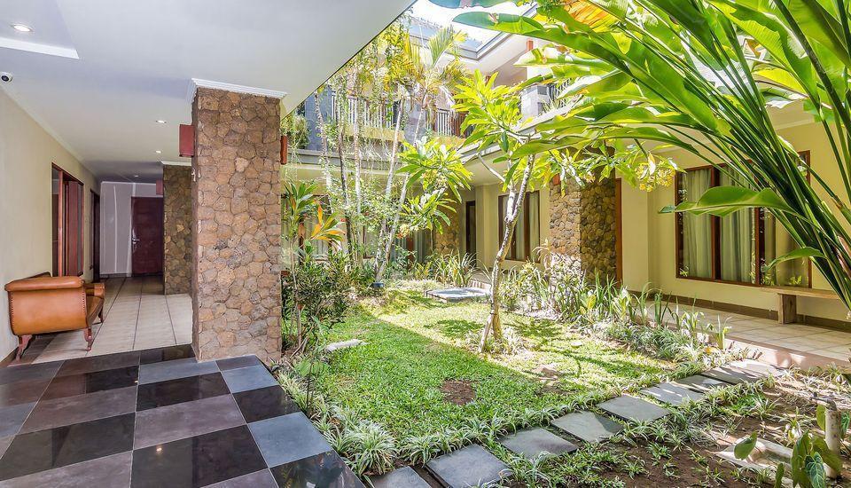 ZenRooms Sanur Tamblingan Bali - Teras