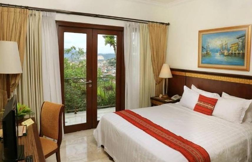 Bukit Randu Hotel And Resort Bandar Lampung - Kamar