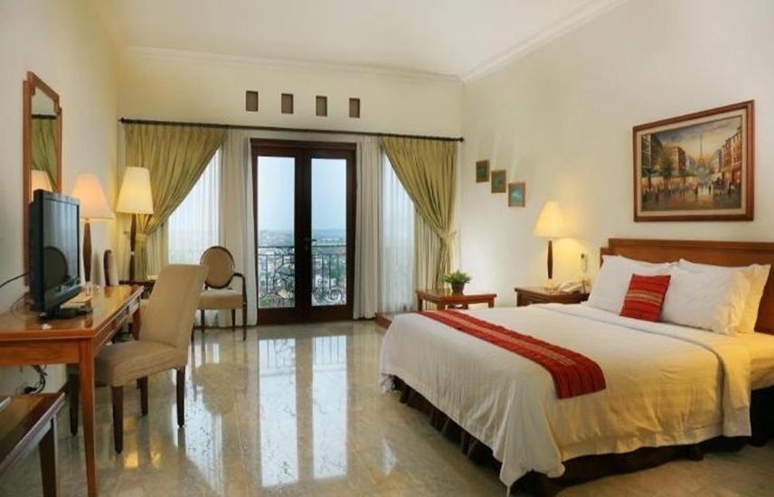 Bukit Randu Hotel And Resto Bandar Lampung - Kamar
