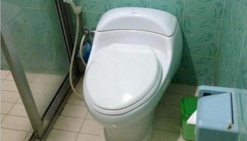 Global Inn Keluarga Surabaya - Kamar mandi