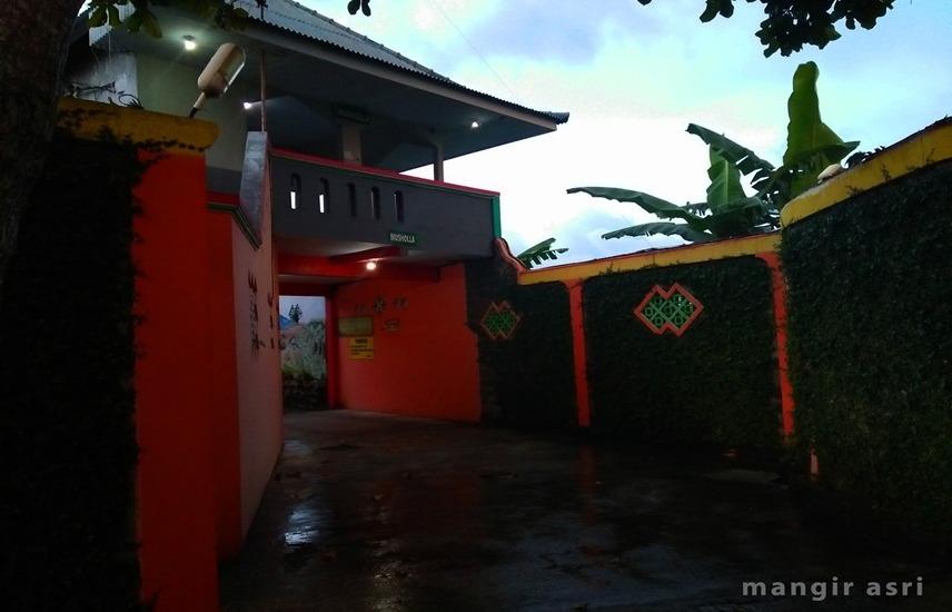 Hotel Mangir Asri  Banyuwangi - Eksterior