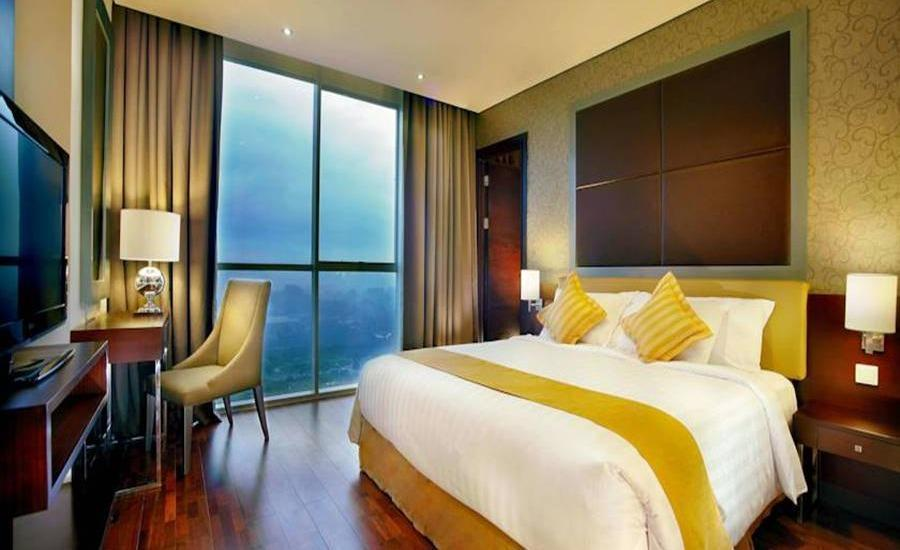 Aston Imperium Purwokerto - Suite Room Regular Plan