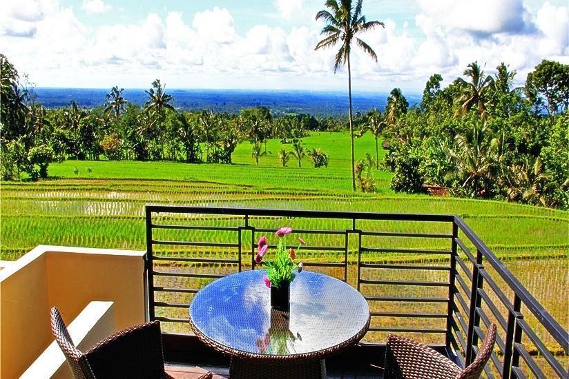 Hotel Batukaru Bali - Balkon One Bedroom Villa
