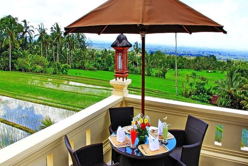 Hotel Batukaru Bali - Balkon