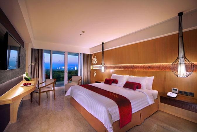 Golden Tulip Bay View Hotel & Convention Bali - Pemandangan Deluxe Panorama