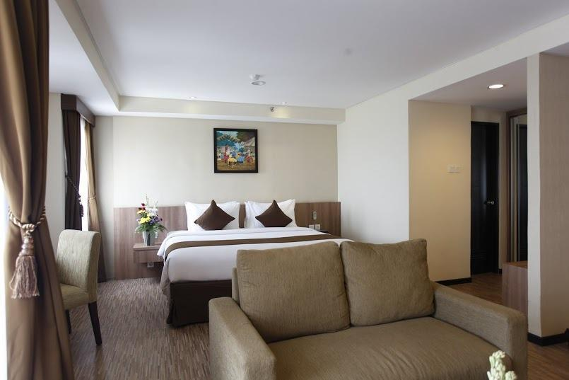 Grand Serpong Hotel Tangerang - Deluxe Room With Breakfast Early Bird Promo