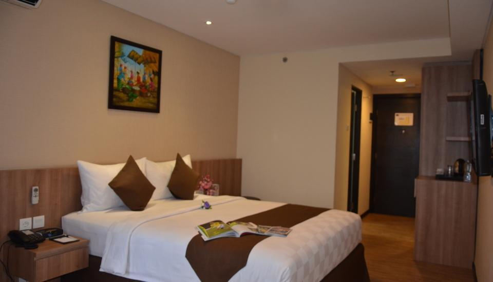 Grand Serpong Hotel Tangerang - Superior Queen Room - with Breakfast Regular Plan