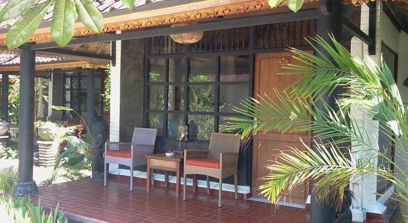 Bali Santi Bungalows Bali - Standar balkon.
