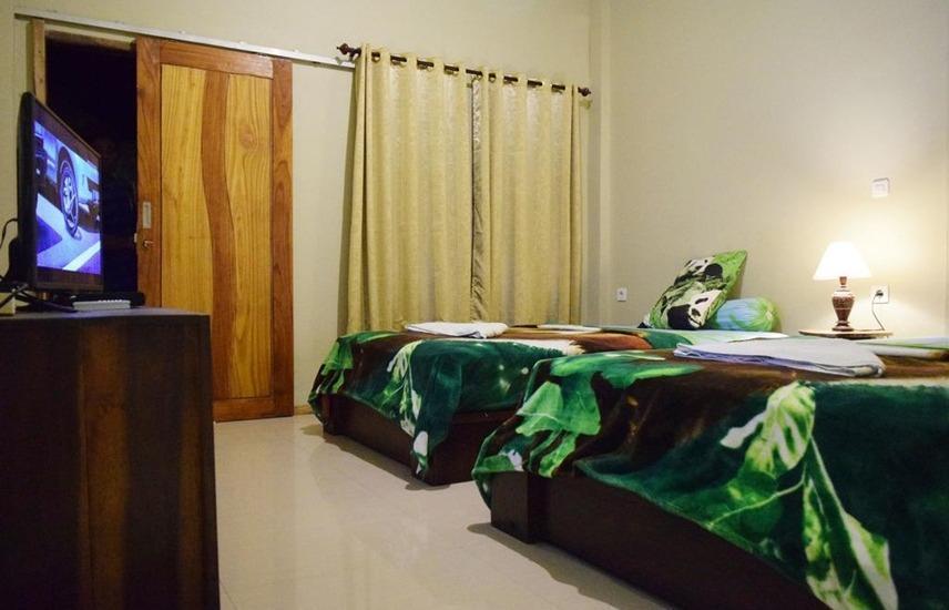 Panda Hostel Lombok - Kamar