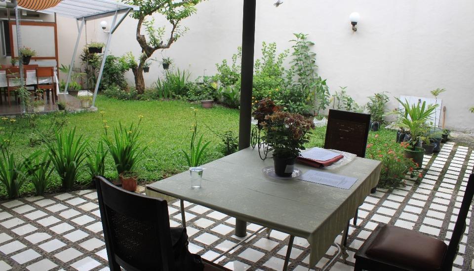 De Riau Cottage Bandung -