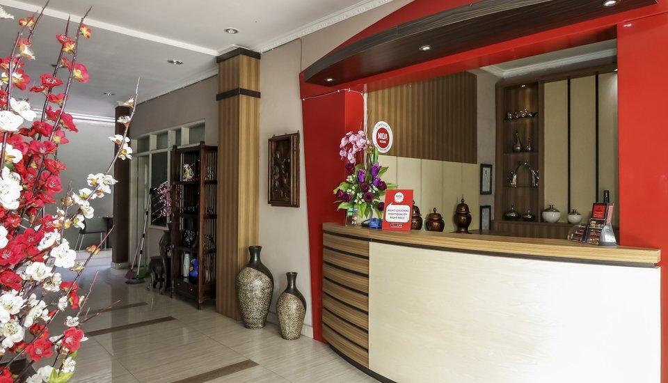 NIDA Rooms Hasyim Kraton Taman Pintar - Resepsionis