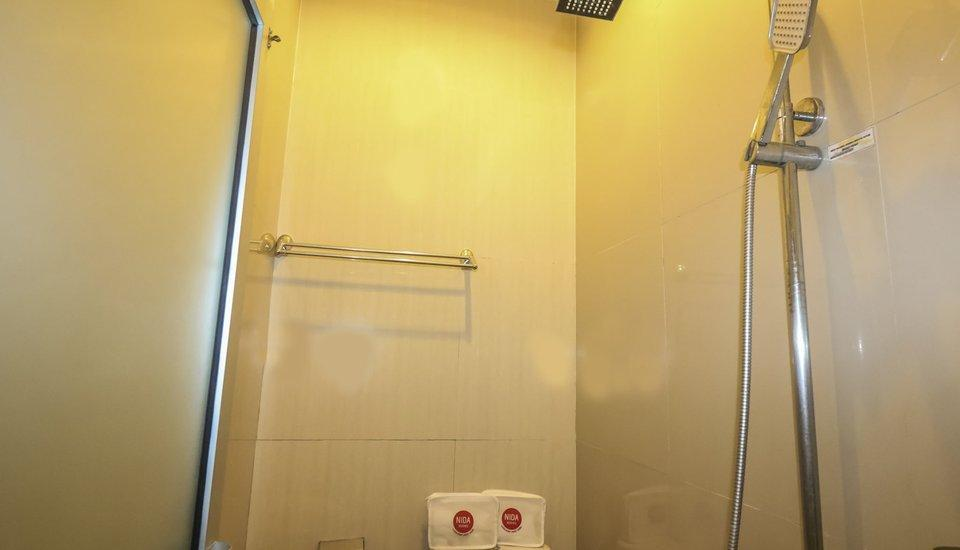NIDA Rooms Hasyim Kraton Taman Pintar - Kamar mandi