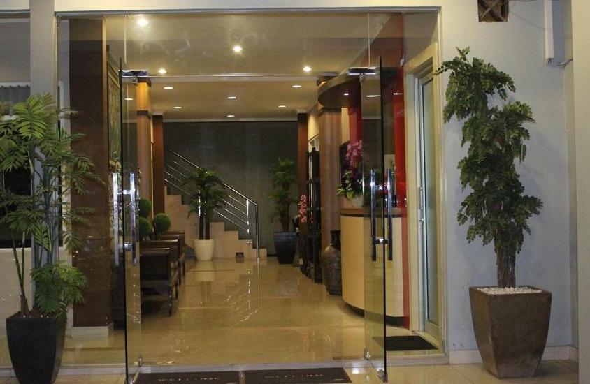 NIDA Rooms Hasyim Kraton Taman Pintar - Pemandangan Area