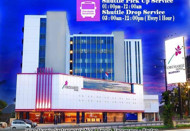 Orchardz Hotel Bandara Tangerang - pengantaran