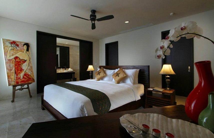 Ayana Residences Bougainvillea 3B Bali - Kamar tamu