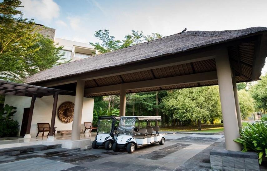 Ayana Residences Bougainvillea 3B Bali - Eksterior