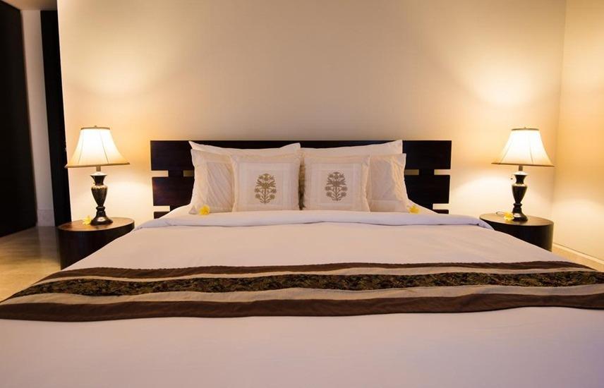 Ayana Residences Bougainvillea 3B Bali - Luxury Apartment 3 Bedroom Bougainvillea 3B Regular Plan