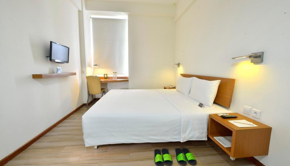 Whiz Hotel Malioboro Yogyakarta - Whiz Double Single Occupancy Regular Plan