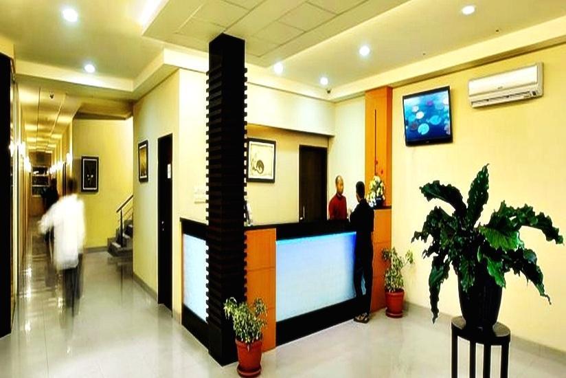 Hotel Bumi Banjar Banjarmasin - Resepsionis