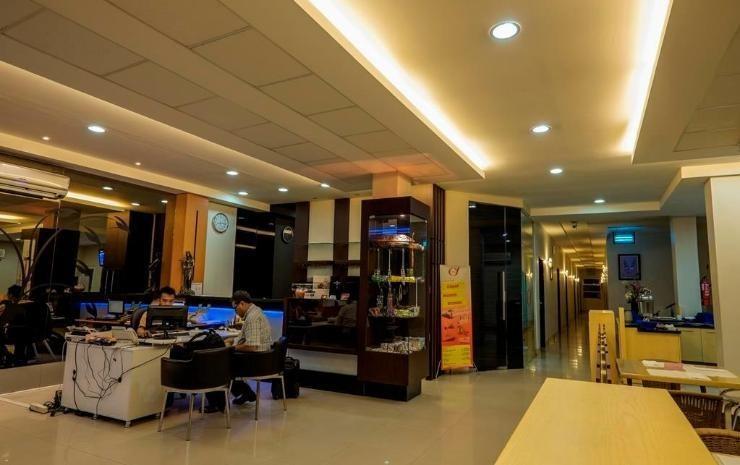 Hotel Bumi Banjar Banjarmasin - saya