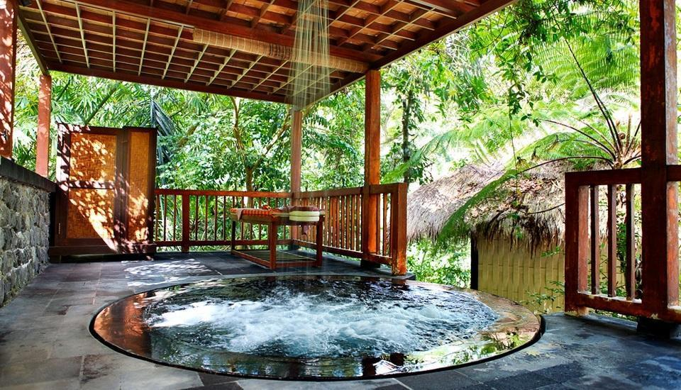 Nandini Jungle Resort Bali - Jacuzzi