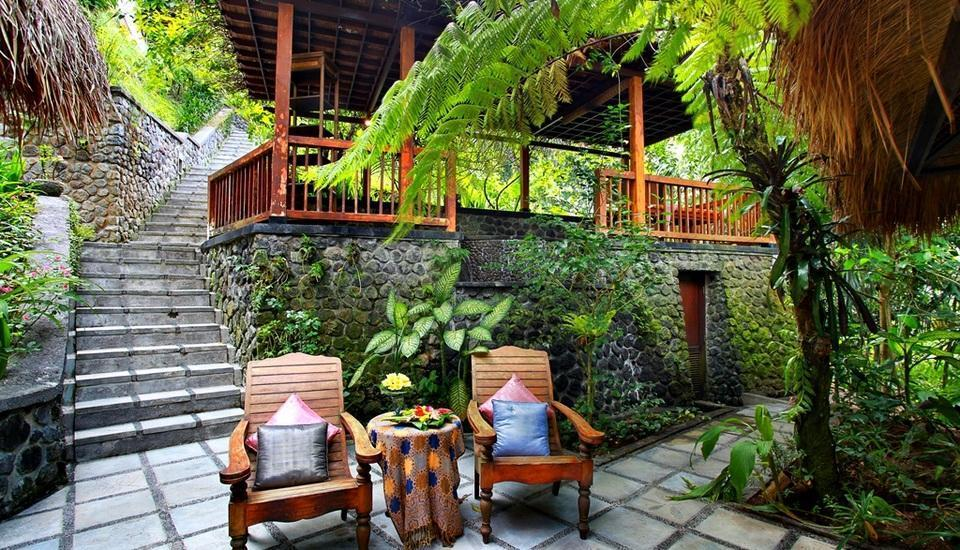 Nandini Jungle Resort Bali - Spa